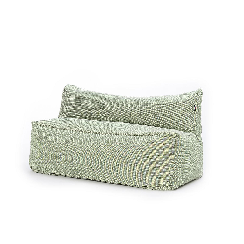 Kanapa na taras Love Seat Lime
