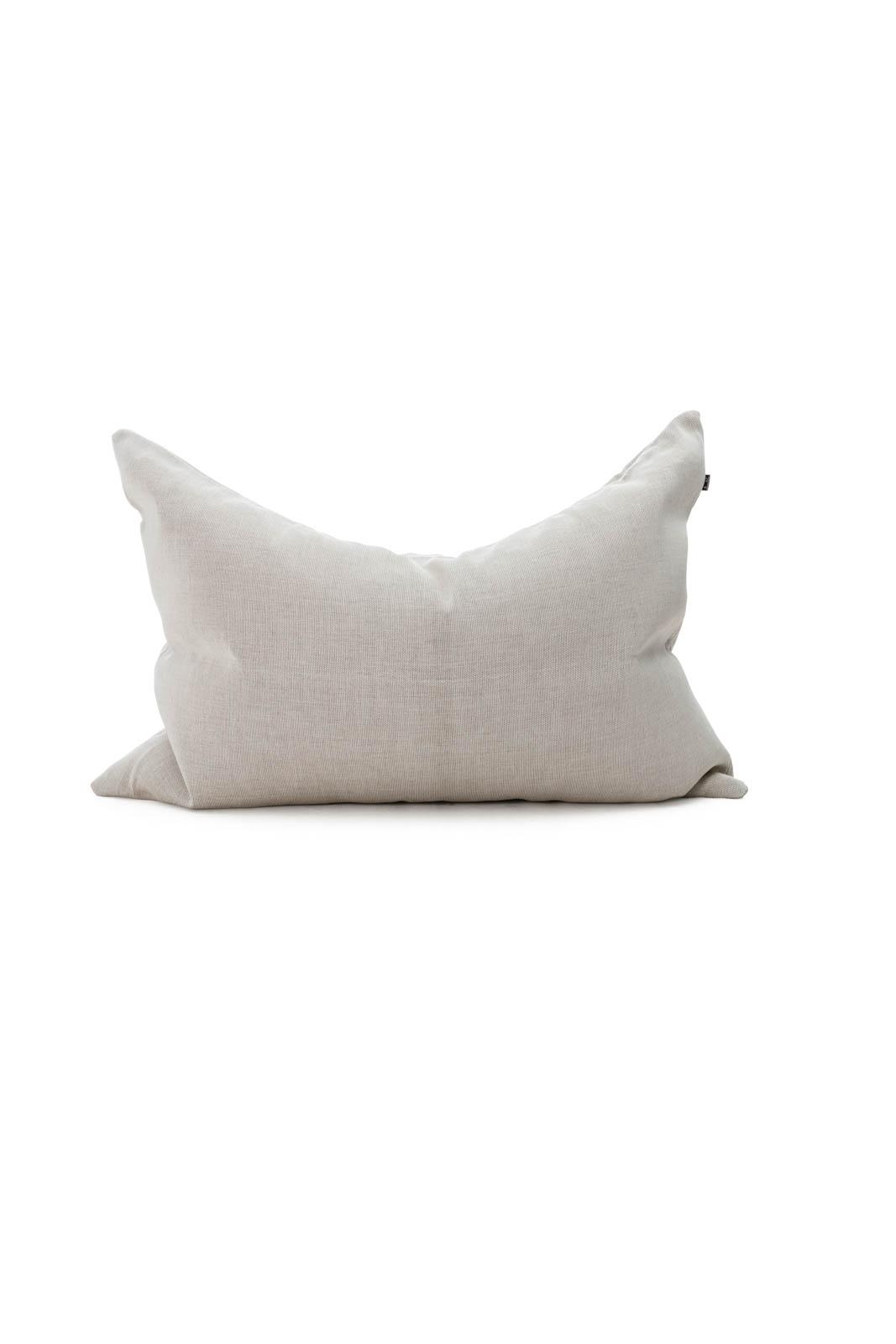 Wielka pufa na taras – Big Dotty XL Roolf-Living – White
